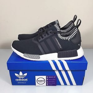 4ba90785554ca EBAYNMD Adidas NMD R1 PK Japan Gray S81849 - Size 9.5 Grey Originals ...